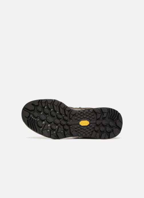 Chaussures de sport The North Face Hedgehog Hike III GTX W Gris vue haut