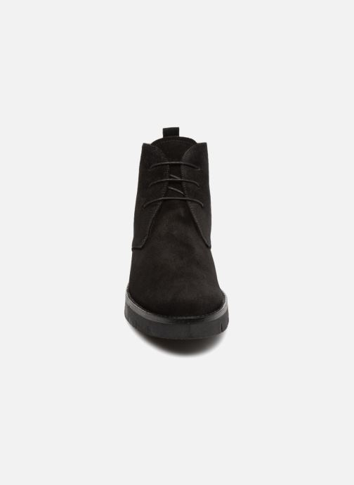 334 Asoul 346042 Boots Stiefeletten amp; Elizabeth schwarz Stuart OExUAwqP