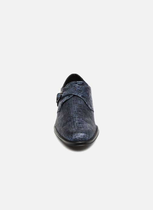 Mocassins Elizabeth Stuart Cocas 321 Bleu vue portées chaussures