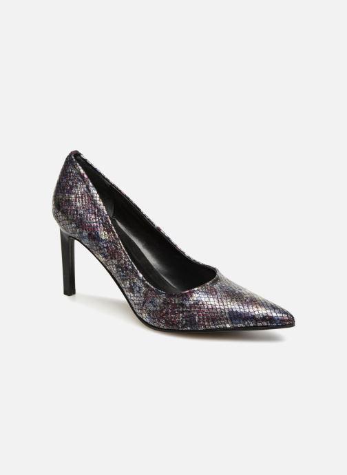 High heels Elizabeth Stuart Laston 320 Burgundy detailed view/ Pair view
