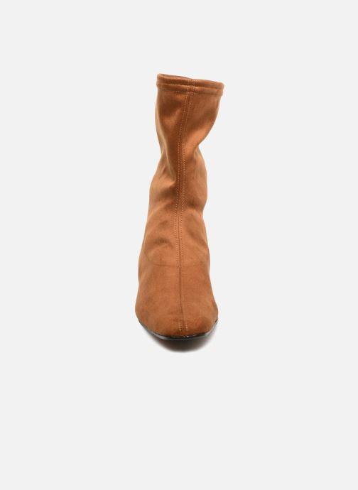 346049 Stuart amp; Padoue 342 Elizabeth Boots braun Stiefeletten zB0x4