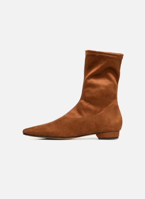 Et Elizabeth Padoue Bottines Boots 342 Stuart Stretchmarron mOyN0nv8w