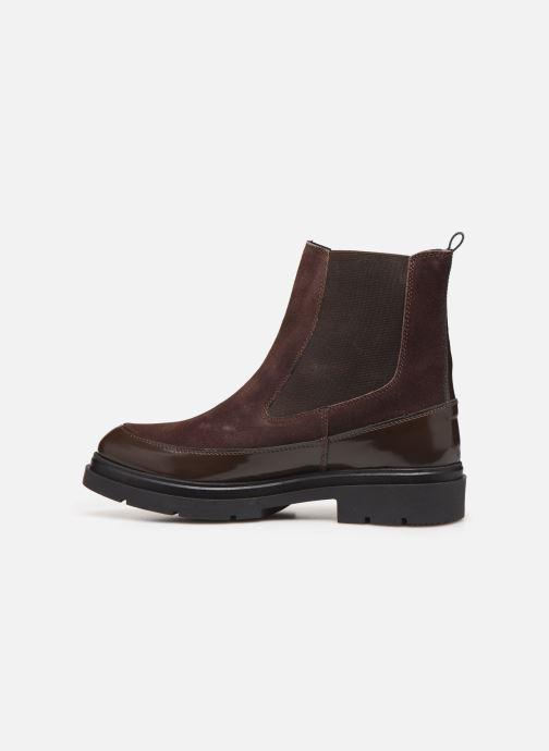 Bottines et boots Elizabeth Stuart Pesley 335 Marron vue face