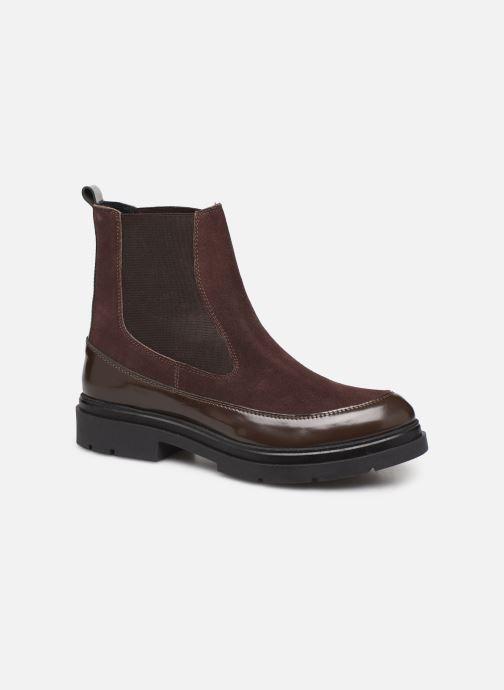 Bottines et boots Elizabeth Stuart Pesley 335 Marron vue détail/paire