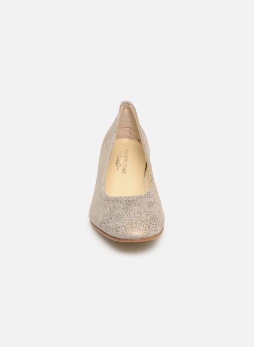 High heels Elizabeth Stuart Dixy 242 Grey model view
