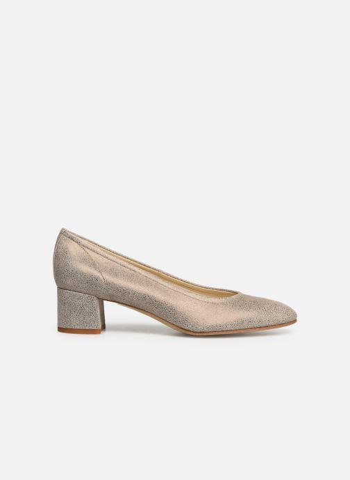 High heels Elizabeth Stuart Dixy 242 Grey back view