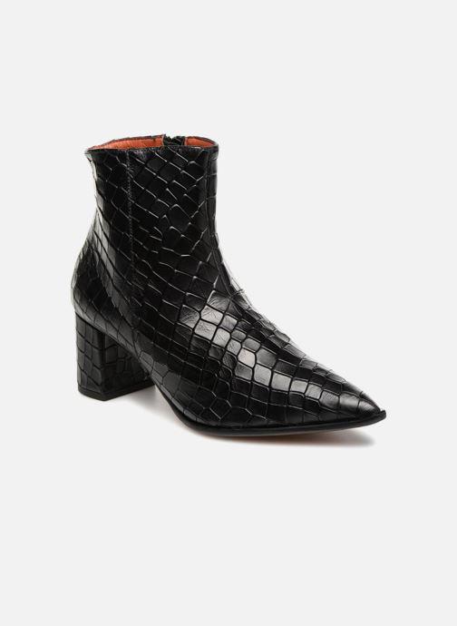 Stuart 318 noir Boots Chez Et Adour Sarenza Bottines Elizabeth 7wqHZ7d