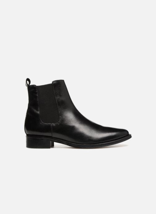 Edary Noir cuir noir 304 Stuart Elizabeth 1fxOw8x