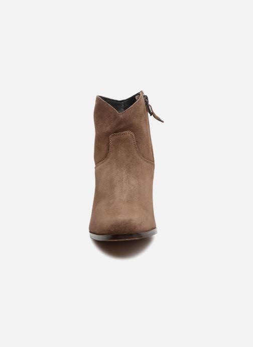 Ilan 334 Sarenza Boots Chez Elizabeth marron Stuart Bottines Et qPwxCT5H