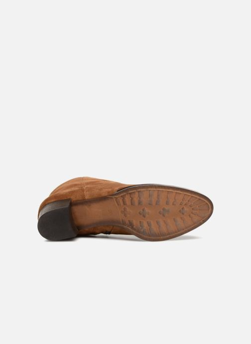Bottines et boots Elizabeth Stuart Ilan 334 Marron vue haut