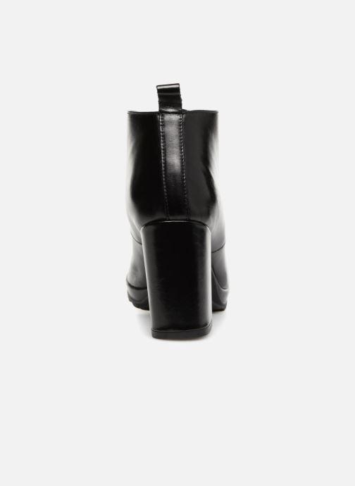 Bottines et boots Elizabeth Stuart Sygur 304 Noir vue droite