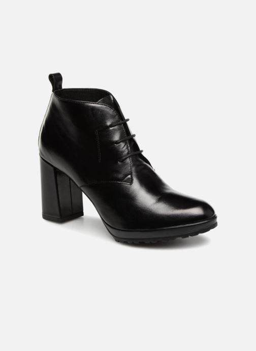 Bottines et boots Elizabeth Stuart Sygur 304 Noir vue détail/paire