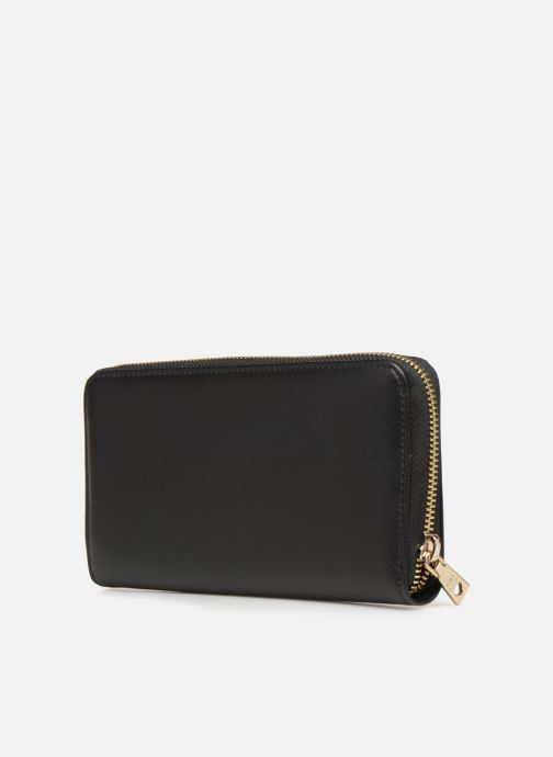 Petite Maroquinerie Love Moschino CIAO WALLET Noir vue droite