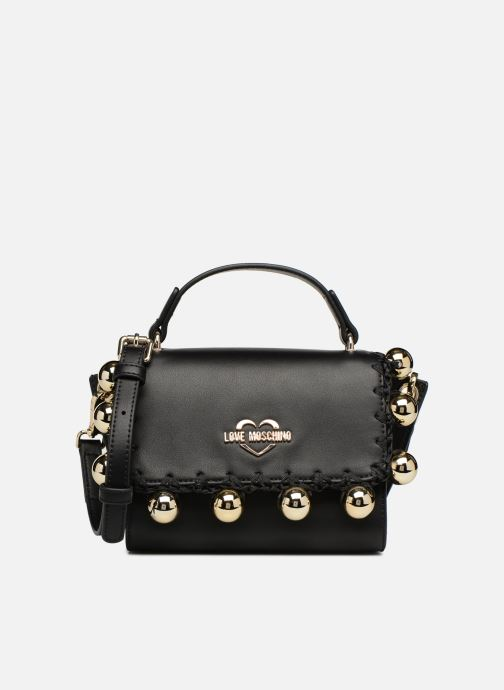 Handtassen Love Moschino GOLDEN BALLS BAG Zwart detail