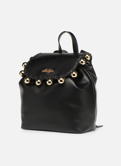Rugzakken Love Moschino GOLDEN BALLS BAGPACK Zwart model