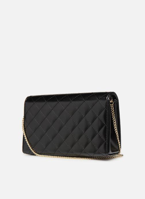 Sacs à main Love Moschino NEW QUILTED Evening Bag Noir vue droite