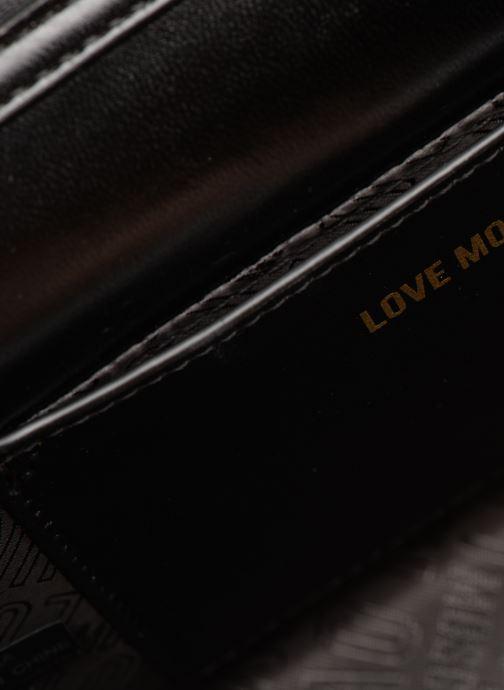 Sacs à main Love Moschino NEW QUILTED Evening Bag Noir vue derrière