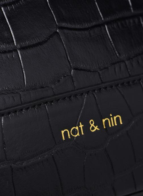 Sacs à main Nat & Nin JULIET Noir vue gauche