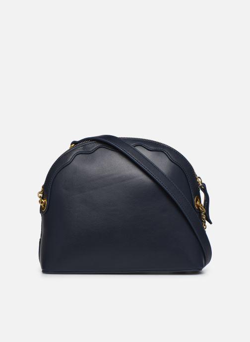 Handtaschen Nat & Nin JULIET blau ansicht von vorne