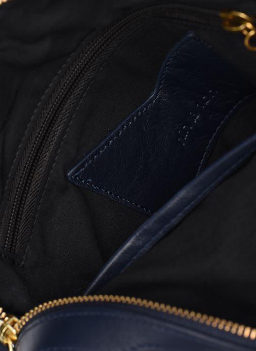 Handtaschen Nat & Nin JULIET blau ansicht von hinten