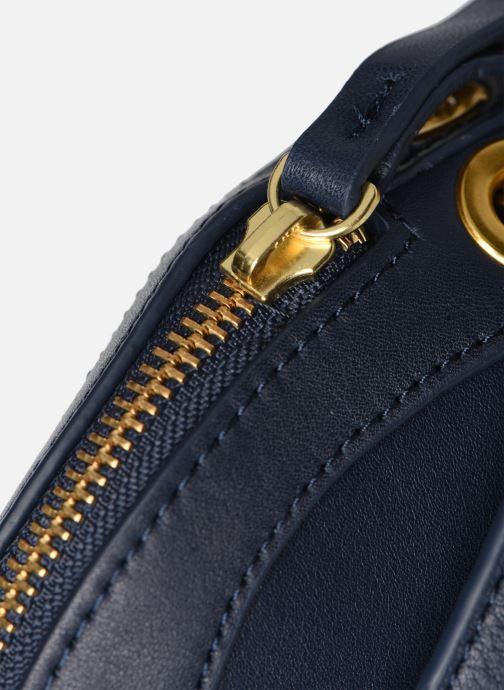 Handtaschen Nat & Nin JULIET blau ansicht von links