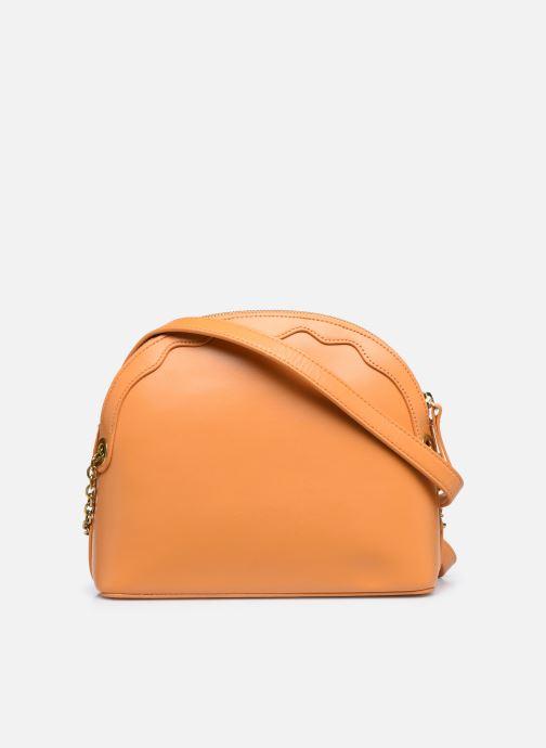Handtaschen Nat & Nin JULIET gelb ansicht von vorne