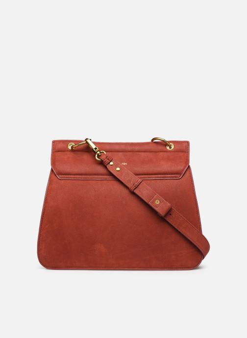 Handtaschen Nat & Nin VITTORIA rot ansicht von vorne
