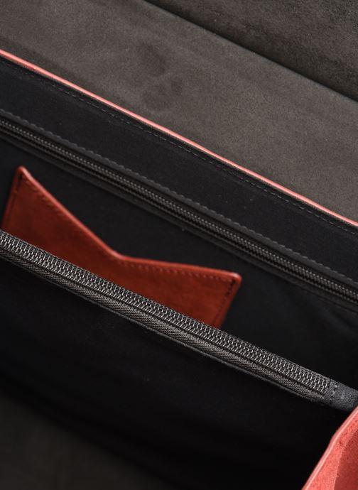 Handtaschen Nat & Nin VITTORIA rot ansicht von hinten