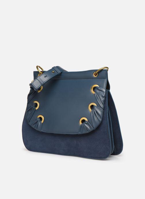 Handtassen Nat & Nin VITTORIA Blauw model
