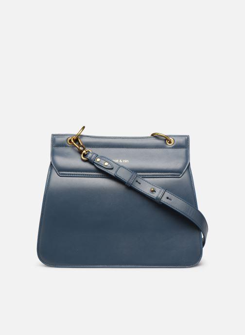 Handtassen Nat & Nin VITTORIA Blauw voorkant