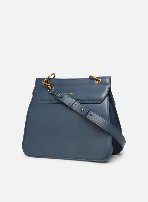 Handtassen Nat & Nin VITTORIA Blauw rechts