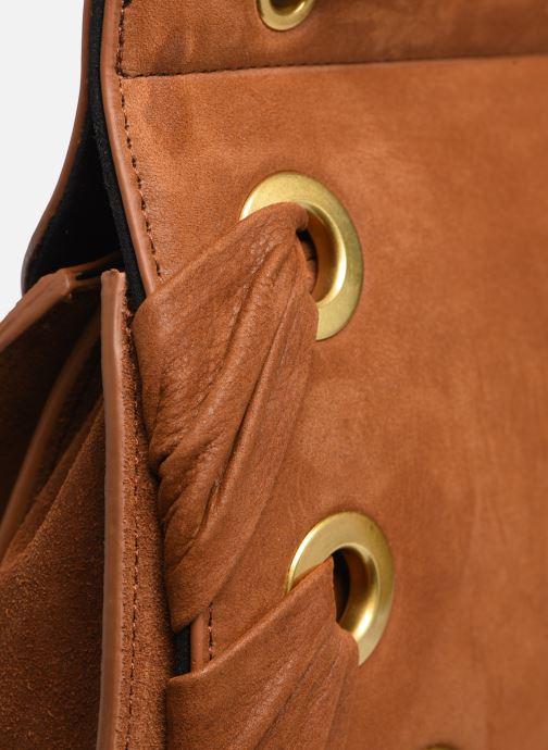 Handtaschen Nat & Nin VITTORIA braun ansicht von hinten