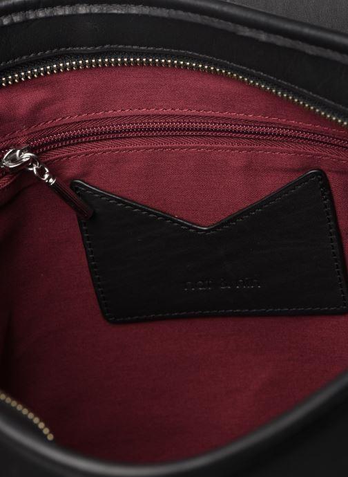 Handtaschen Nat & Nin CALLIE schwarz ansicht von hinten