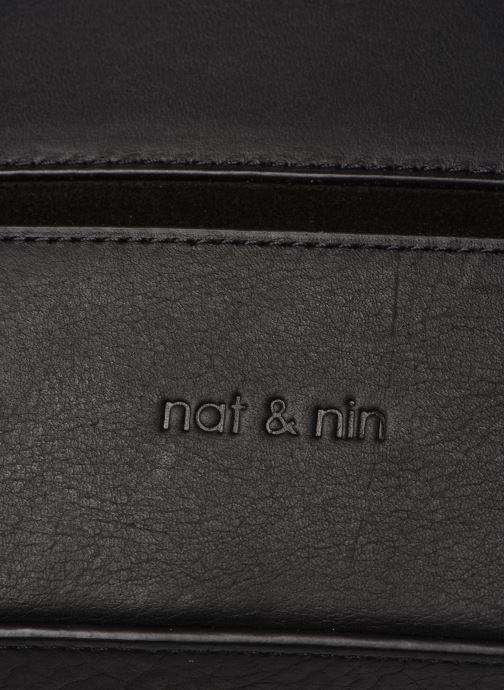 Handtaschen Nat & Nin CALLIE schwarz ansicht von links