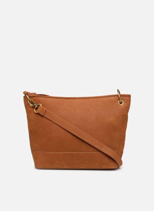 Handtaschen Nat & Nin CALLIE braun ansicht von vorne