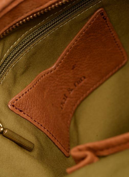 Handtaschen Nat & Nin CALLIE braun ansicht von hinten