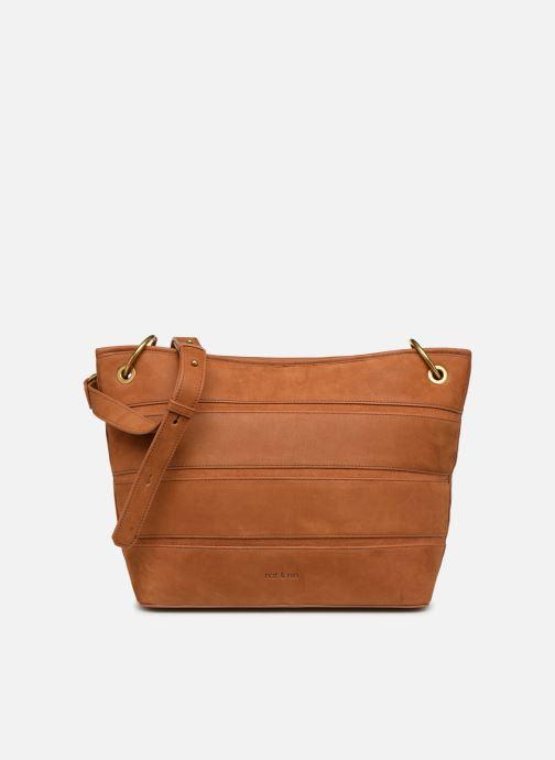 Handtaschen Nat & Nin CALLIE braun detaillierte ansicht/modell
