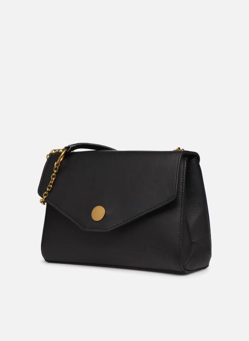 Handtaschen Nat & Nin ALENA schwarz schuhe getragen