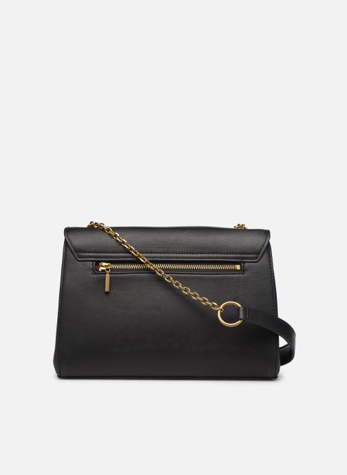 Handtaschen Nat & Nin ALENA schwarz ansicht von vorne