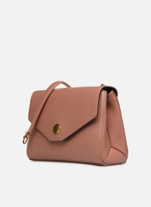 Handtaschen Nat & Nin ALENA rosa schuhe getragen
