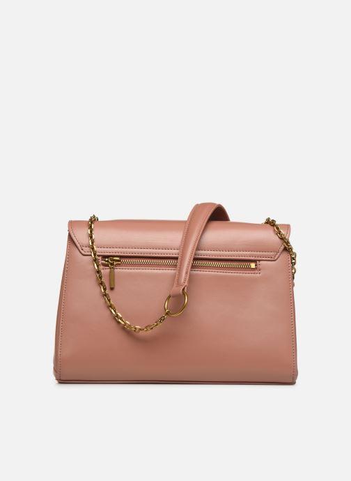 Handtaschen Nat & Nin ALENA rosa ansicht von vorne