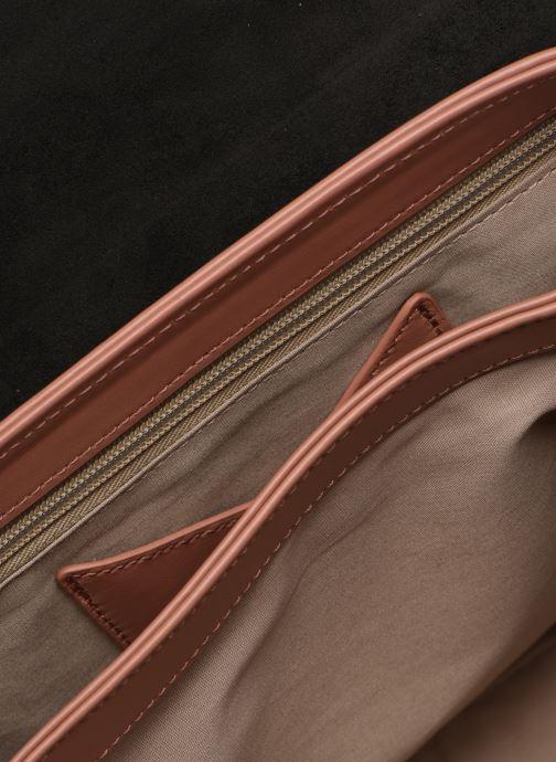 Handtaschen Nat & Nin ALENA rosa ansicht von hinten
