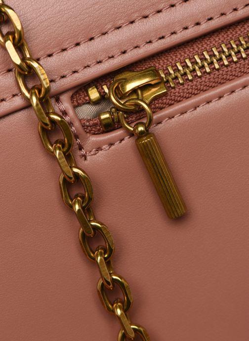 Handtaschen Nat & Nin ALENA rosa ansicht von links