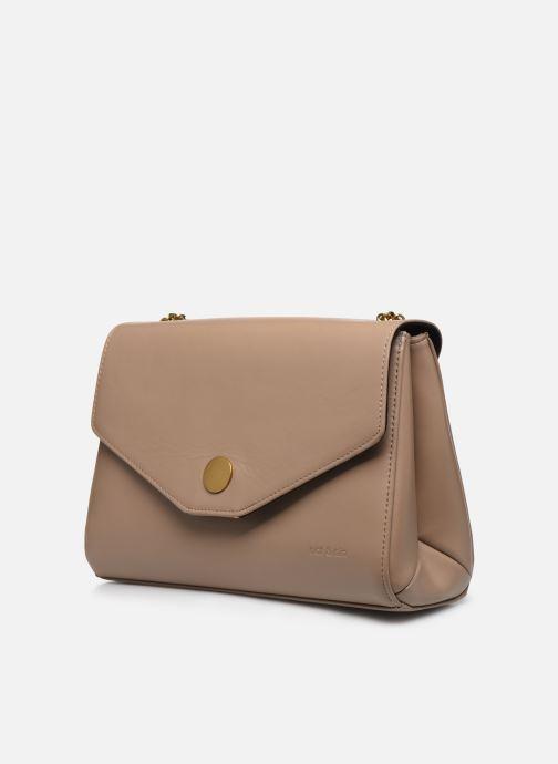 Handtaschen Nat & Nin ALENA beige schuhe getragen