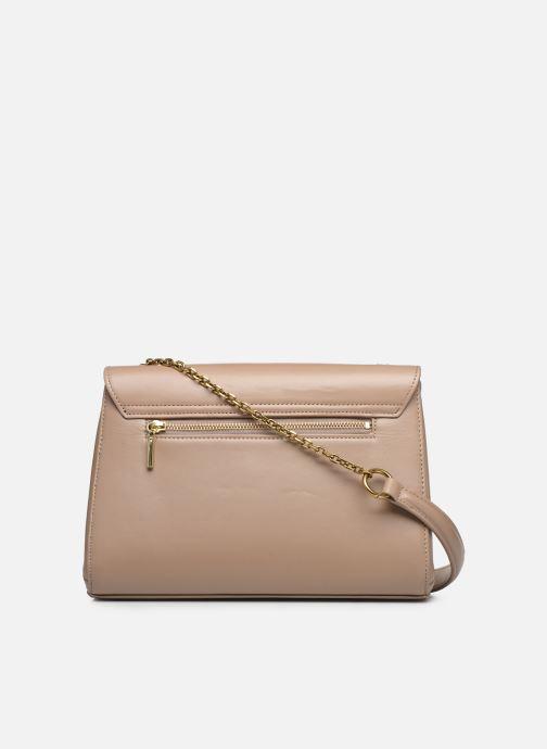 Handtaschen Nat & Nin ALENA beige ansicht von vorne
