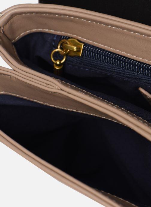 Handtaschen Nat & Nin ALENA beige ansicht von hinten
