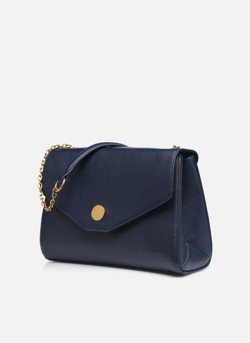 Handtaschen Nat & Nin ALENA blau schuhe getragen