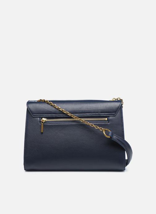 Handtaschen Nat & Nin ALENA blau ansicht von vorne