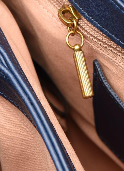 Handtaschen Nat & Nin ALENA blau ansicht von hinten