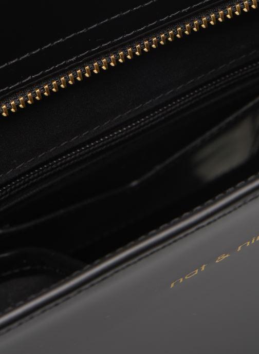 Handtassen Nat & Nin CALLIOPE Zwart achterkant